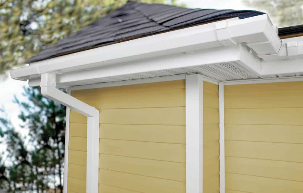Types Of Rain Gutters Pros And Cons Explained Gutter