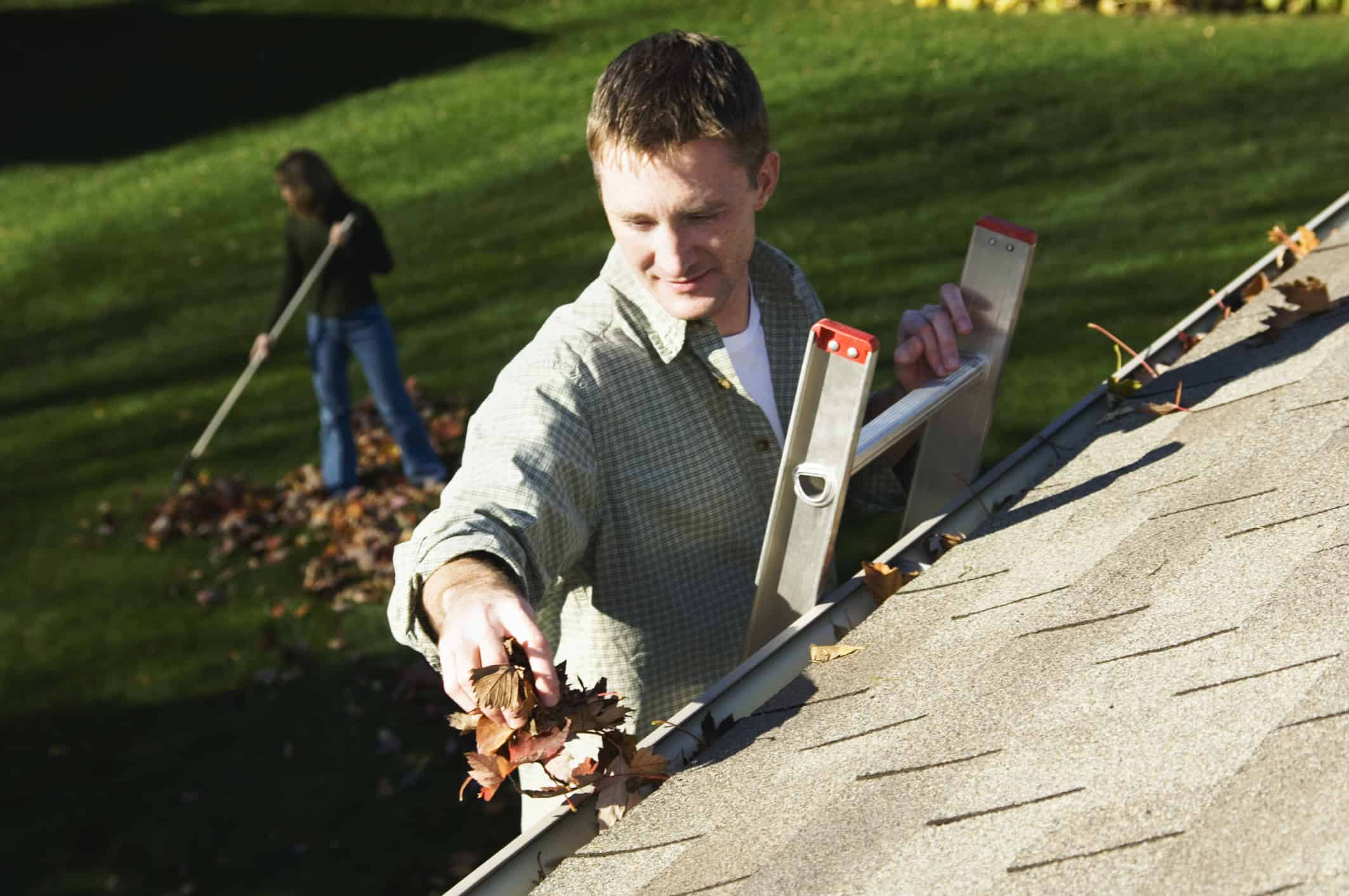 guttering coursework Gutter cleaning the woodlands and spring tx cleaning out your gutters is a simple but important home maintenance project that can extend the life of your gutter drainage system improving.